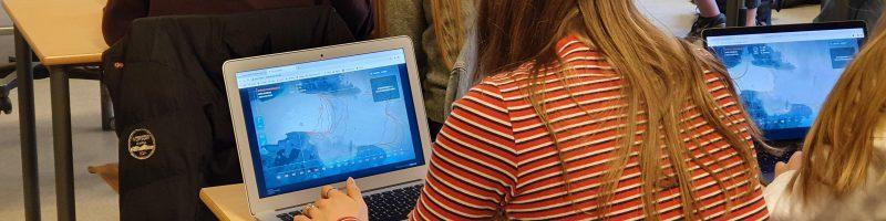 Praksiseksempel: Arbejde med klimaændringerne på Arktis
